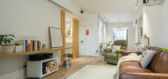 6sigma·第42套作品《悦木》— 温暖原木调,让家充满自然感!